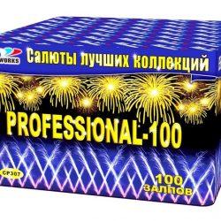 Профессиональные батареи салютов